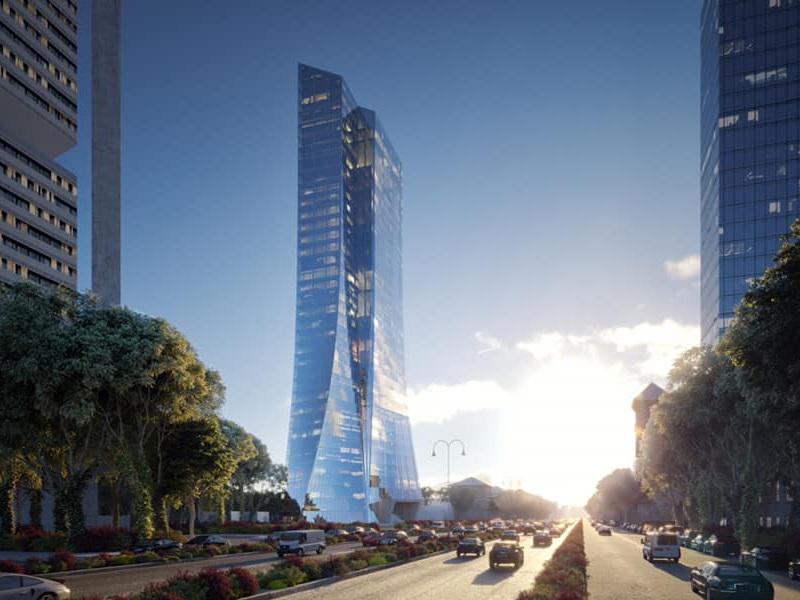 Новое здание Центробанка Азербайджана будет состоять из 37 этажей - ПОДРОБНОСТИ - ФОТО