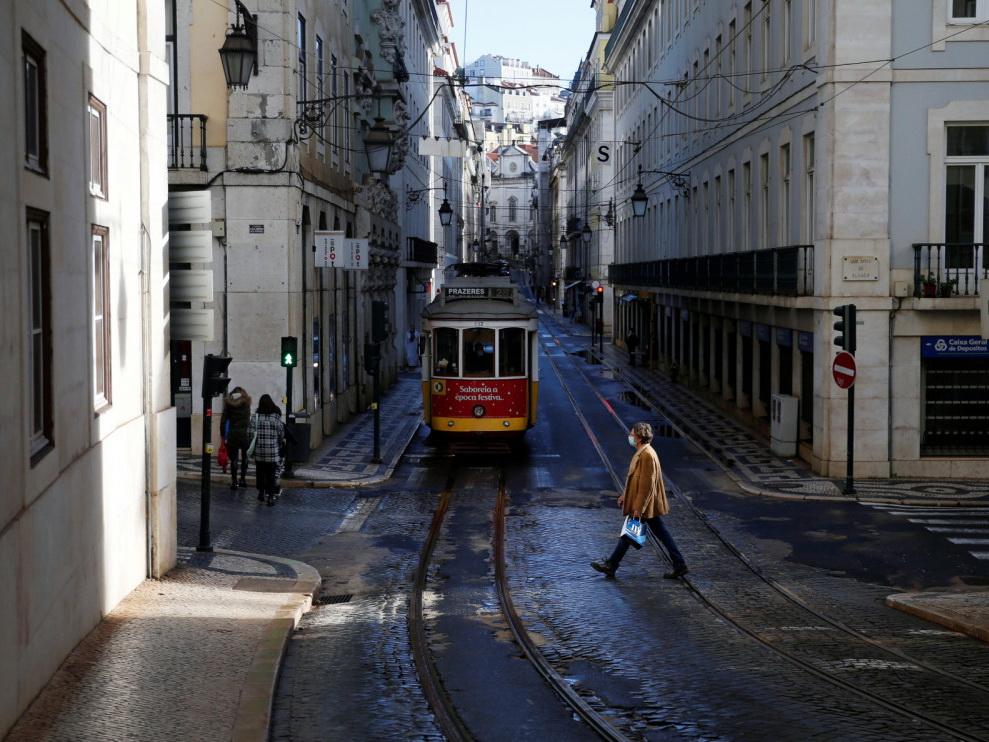 В Португалии вновь вводится жесткий карантин