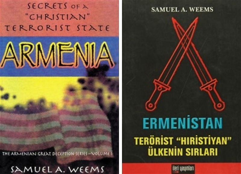Религия как прикрытие: О сенсационной книге Самюэля Виимса «Армения: Секреты «христианского террористического государства»