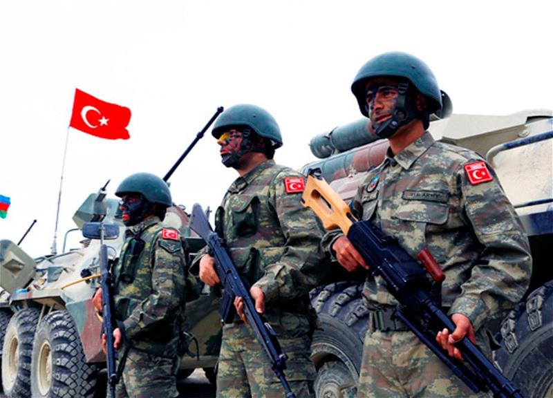 Турецкие военные базы в Азербайджане - очередной бред армянской сивой кобылы