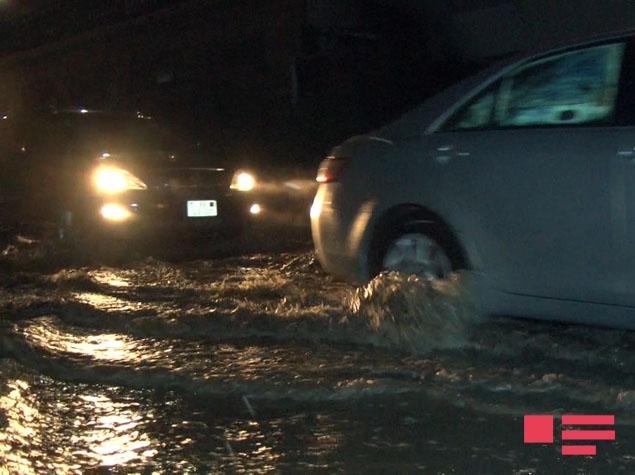Завтра вАзербайджанской столице будет дождливо