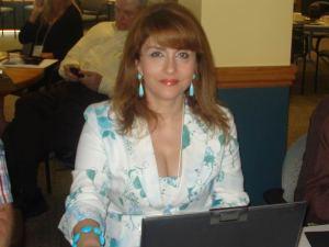 Глава ОИБА приняла участие в отчетной конференции Проекта Тысячелетия – ФОТО