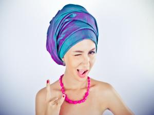 Диана Гаджиева: «Я слишком культурная для азербайджанского шоу-бизнеса!» - ФОТО