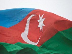 Над Баку развевается самый высокий флаг в мире - ФОТО