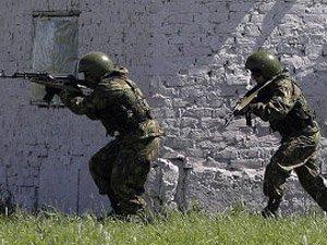В результате боев у села Чайлы Тертерского района погибло несколько армянских солдат