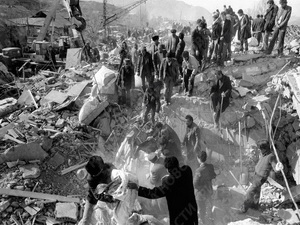 Непонятые уроки землетрясения 7 декабря 1988 года в Армении