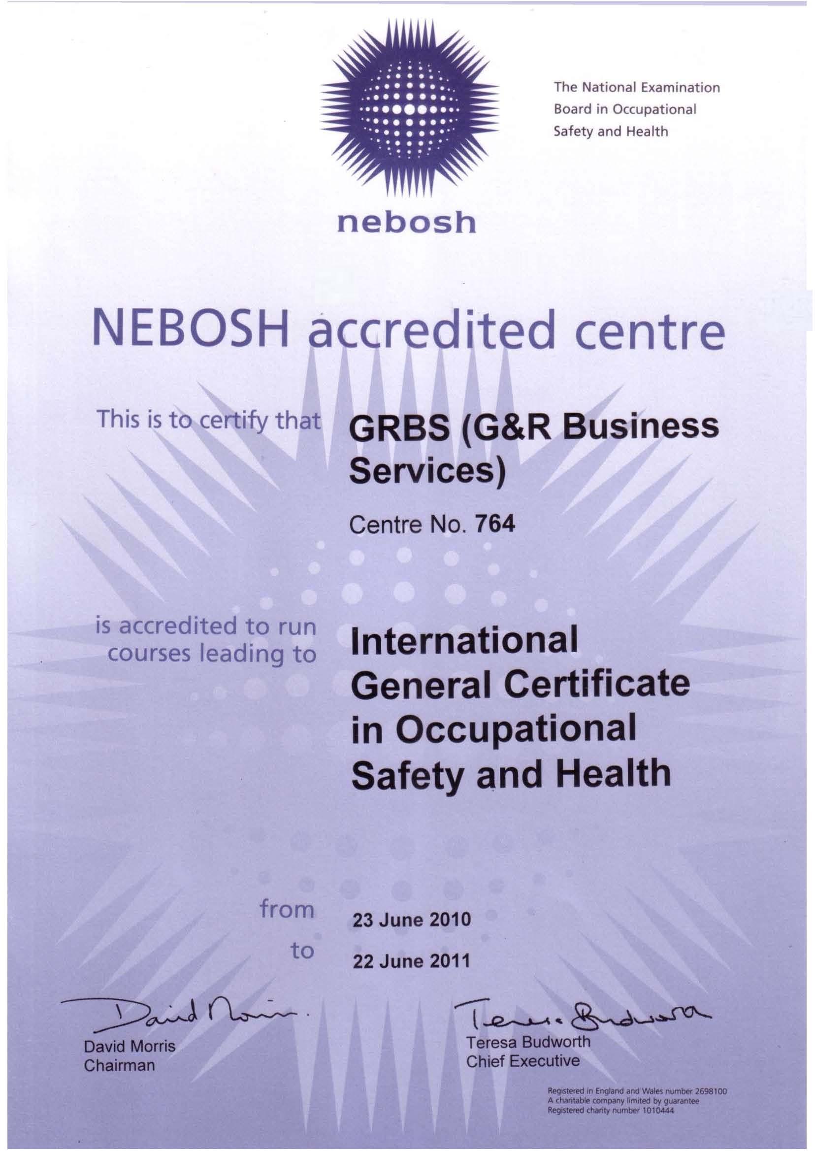 nebosh certificate unit d essay Nebosh certificate practice question nebosh diploma unit b past papers answers - duration: nebosh diploma, unit d part 1 - duration:.