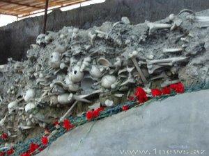 Стали известны сроки окончания строительства «Мемориального комплекса геноцида»