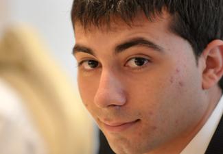 Учеба за рубежом – реальные лица, реальные истории: Рамин Хакимов