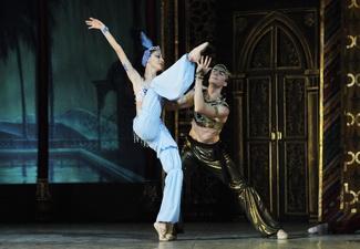 В Баку состоялась премьера балета «Шехерезада» - ФОТО