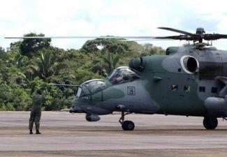 Азербайджан приобрел у России 24 вертолета Ми-35М