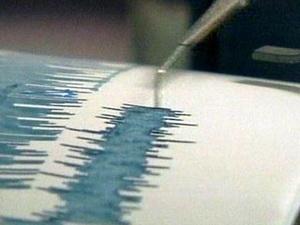 Сильное землетрясение произошло у восточного побережья Японии