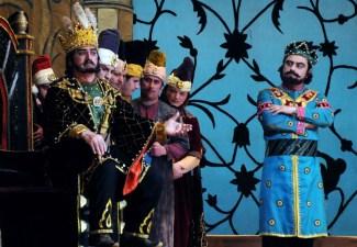 В рамках фестиваля «Мир мугама» прозвучала опера «Шах Исмаил» – ФОТО