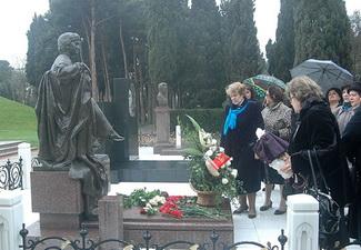 Почтена память видного ученого-офтальмолога, академика Зарифы ханум Алиевой