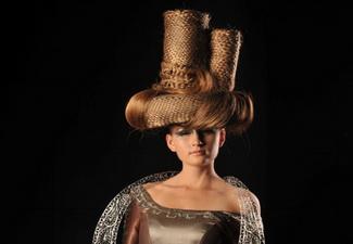 Символы Азербайджана представлены на европейском fashion шоу – ФОТО