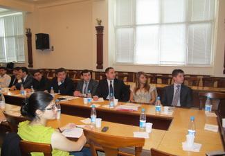 Канадский эксперт проведет в Баку семинар - ФОТО