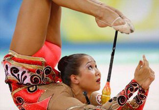 Мариана Василева: «Я довольна выступлением гимнасток сборной Азербайджана»