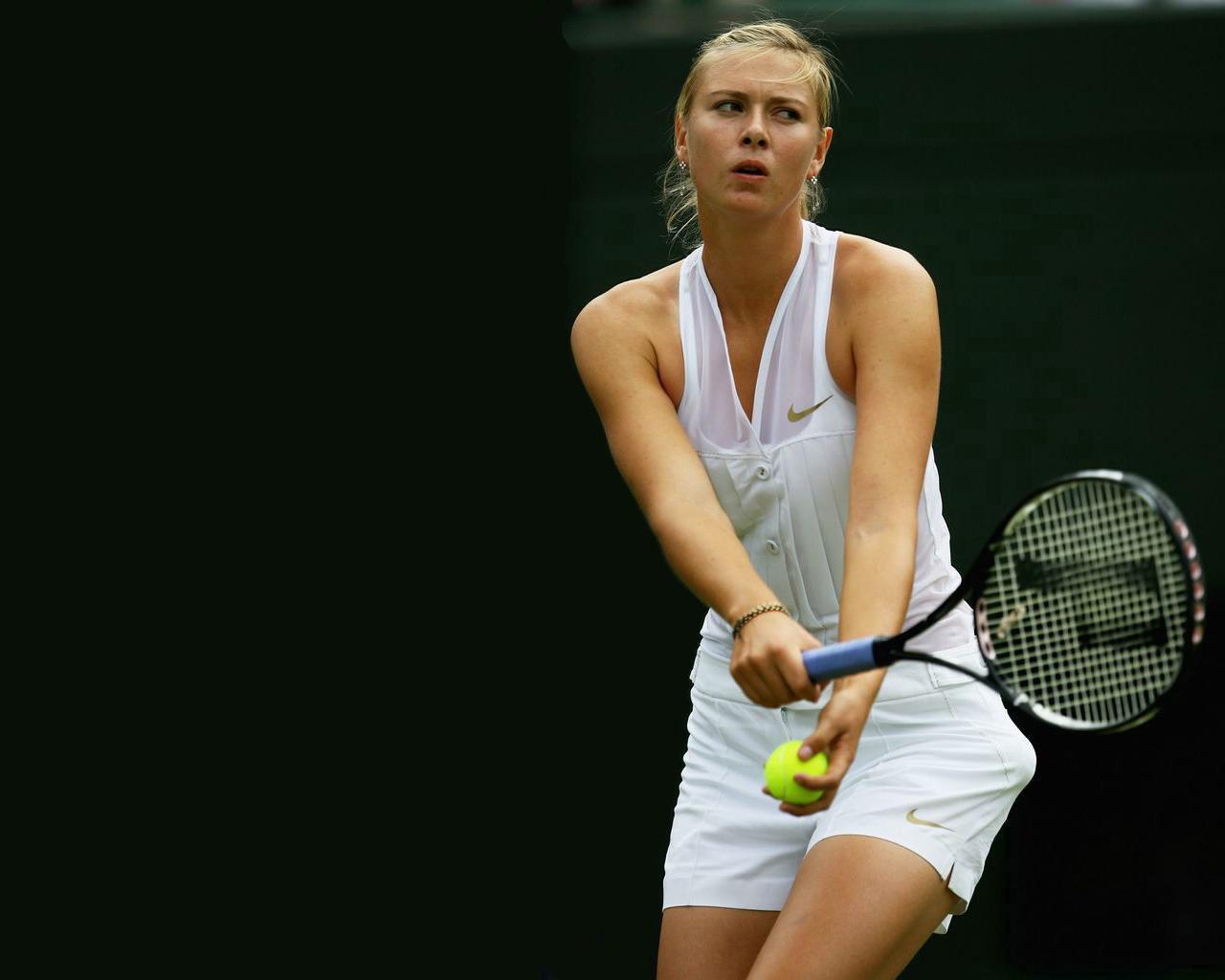 Мария шарапова в большом теннисе и секс