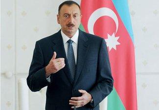 Ильхам Алиев: «Мы должны защищать свой рынок»