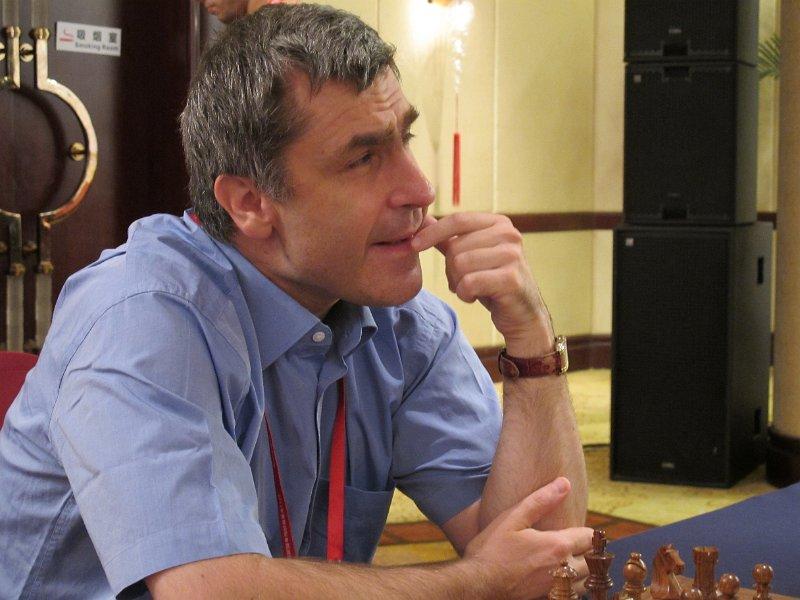 Василий Иванчук: «Гадир Гусейнов просто блестяще переиграл Петра Свидлера»