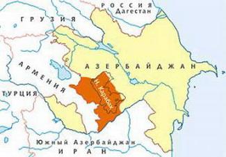 Право народов на самоопределение к армянам Нагорного Карабаха не относится. Как ни крути