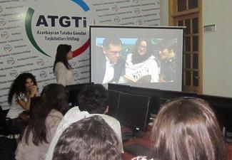 СМСОА провел презентацию международной организации - ФОТО