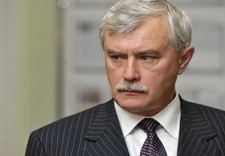 Губернатор Санкт-Петербурга Георгий Полтавченко: «Я с удовольствием найду время и посещу свой родной Баку»