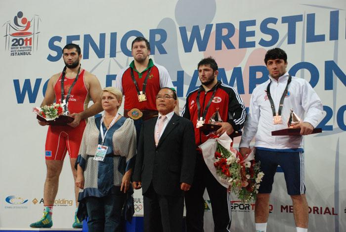 Азербайджанские вольники завоевали три медали и три олимпийские лицензии - ФОТО - ОБНОВЛЕНО