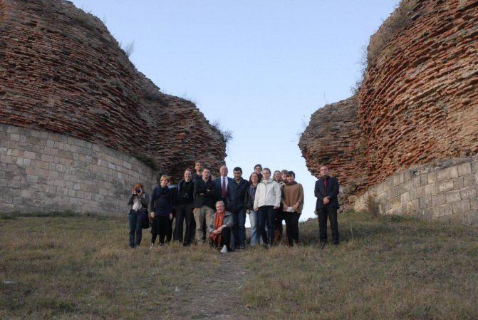 Представители университета Гумбольдта продолжают знакомство с Азербайджаном