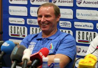Определилась судьба Берти Фогтса в сборной Азербайджана