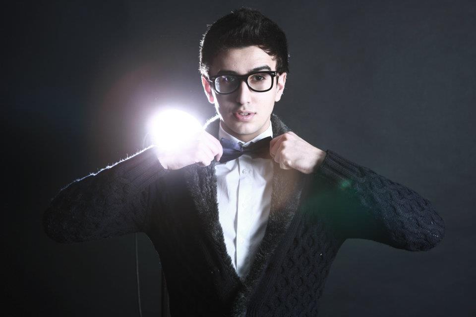 Эльтон Ибрагимов: «Я смогу представить Азербайджан на «Евровидение 2012» на высшем уровне» - ФОТО