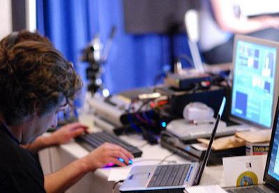 Иранские хакеры взломали сайт AzTV - ФОТО