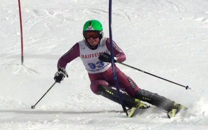 Первая победа Азербайджана в горнолыжном спорте