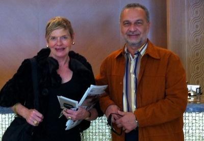 Известная путешественница Мэри Гостелоу: «В Баку я ощутила мотивы и Ниццы, и Женевы, и Бейрута, и Монтевидео…»