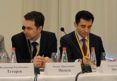 Генконсул Азербайджана в Санкт-Петербурге выступил на форуме «Безопасность на транспорте» - ФОТО