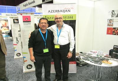 Jazz Dunyasi представил Азербайджан на всемирной выставке Jazzahead – ФОТО