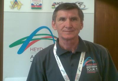 Александр Аверин: «В Азербайджане не проводятся соревнования из так называемой категории «глянец»