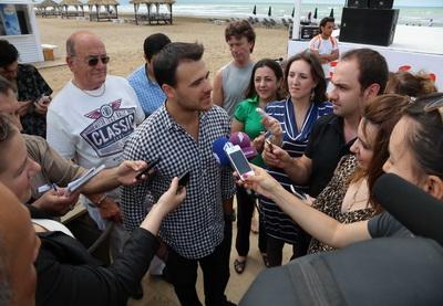 EMIN: «Евровидение» в Баку было фантастическим!» - ФОТО