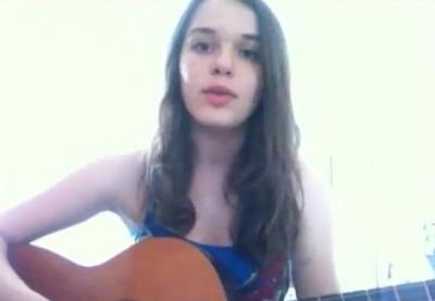 Юная азербайджанская исполнительница представила свою версию песни Лорин Euphoria - ВИДЕО