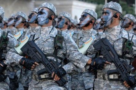 Сегодня - День Вооруженных сил Азербайджана