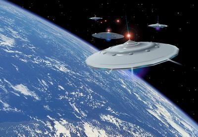 В США и Центральной Европе одновременно наблюдали НЛО