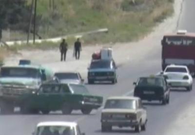 Дорожная полиция: «Почти половина всех ДТП произошла в Баку» – ВИДЕО ДТП