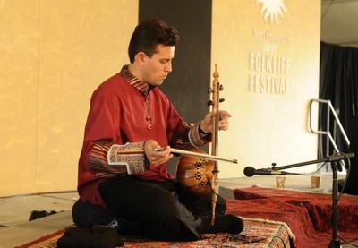 На фестивале фольклора Смитсониан в Вашингтоне «Палатка азербайджанской кухни» была самым популярным местом - ФОТО