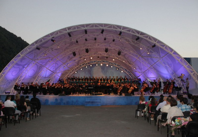 Послесловие к IV Габалинскому международному музыкальному фестивалю