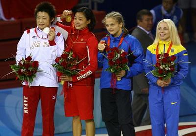Мария Стадник VS Ирина Мерлени: в Пекине они не подали друг другу руки, встретятся ли они в Лондоне?