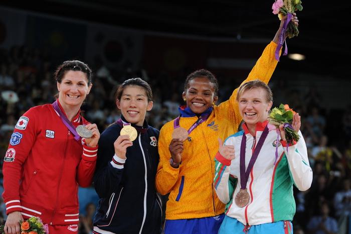 Олимпиада-2012: борец Юлия Раткевич стала бронзовым призером - ДОПОЛНЕНО
