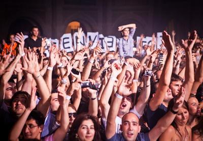 Грандиозное шоу Armin van Buuren в Buta Palace – ФОТО