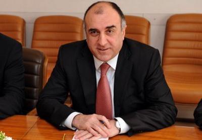 Эльмар Мамедъяров встретился с главой МИД Казахстана