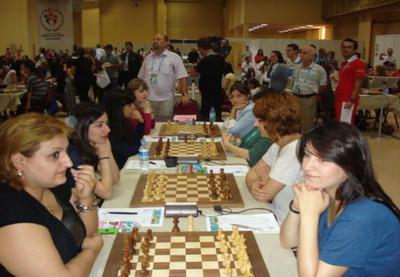 4-й тур шахматной Олимпиады: Азербайджан обыграл Армению - ОБНОВЛЕНО