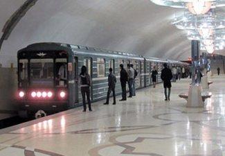 Приостановка движения поездов на одном из участков Бакметрополитена откладывается